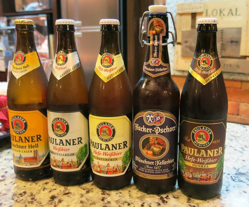Cervejas servidas no bate papo