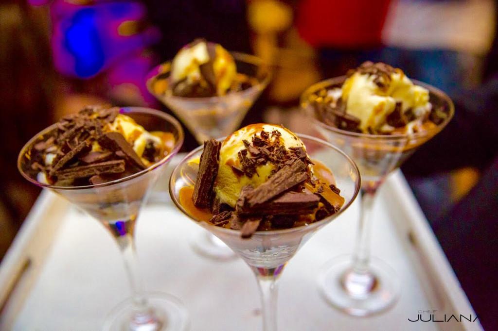 Taça de Brownie com sorvete - foto divulgação