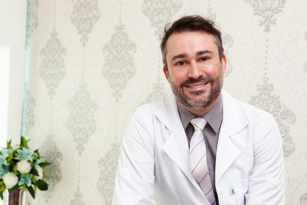 Dr. Luís Antero Guerra (foto: Claudio Cauduro)