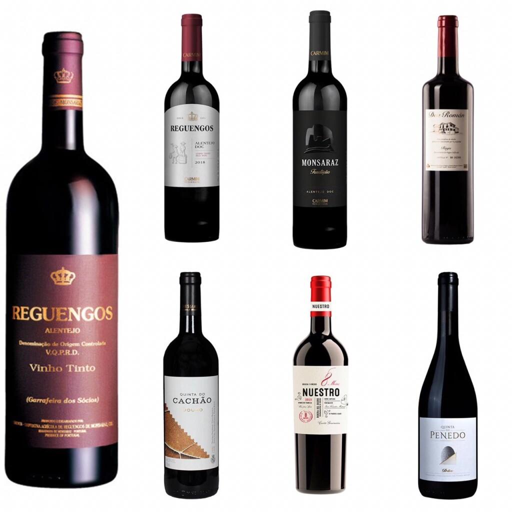 Vinhos selecionados pela Porto a Porto. (Foto: divulgação)
