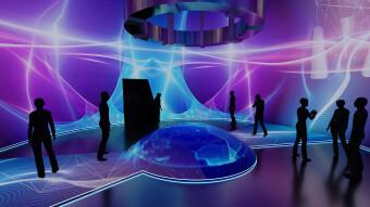 Multiverso Experience - imagem Divulgação Cais Embarcadero