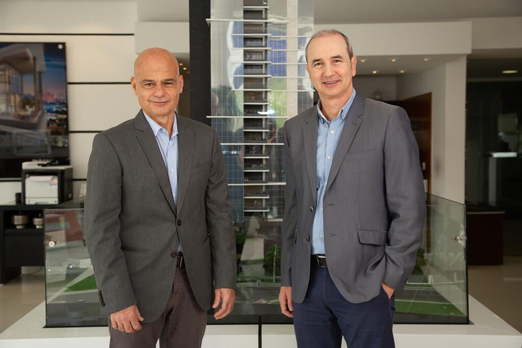 Rodrigo Martins e Fernando Fabian - foto Rafael Wicz