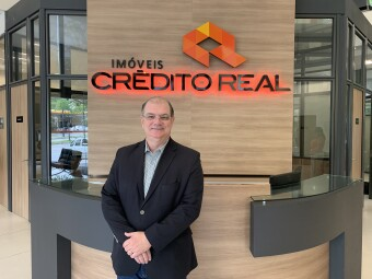 Carlos Ruschel, diretor superintendente da Imóveis Crédito Real - Foto Michelle Raimann (2)